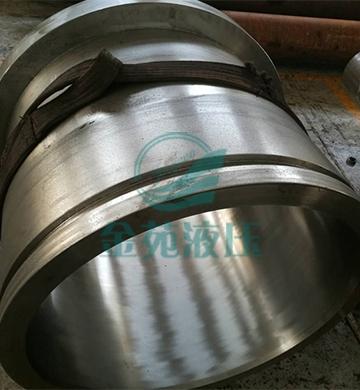 厚壁油缸筒