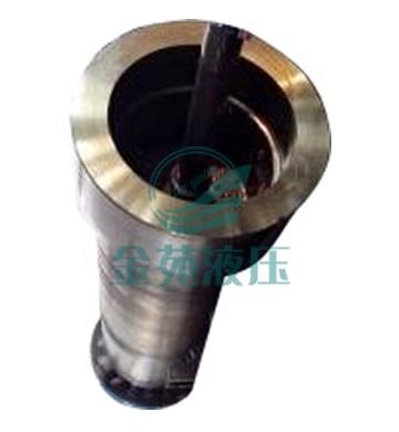 液压活塞缸体