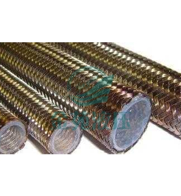 不锈钢编织胶管