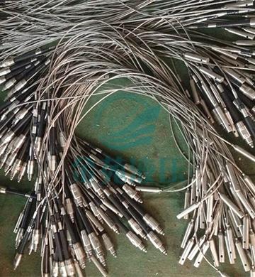 不锈钢钢丝特殊胶管